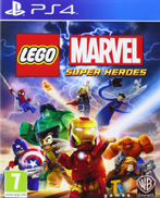 Lego Marvel Super Hero for PS4
