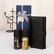 Set of 2 Deos With Multipurpose Wallet in a Gift Box